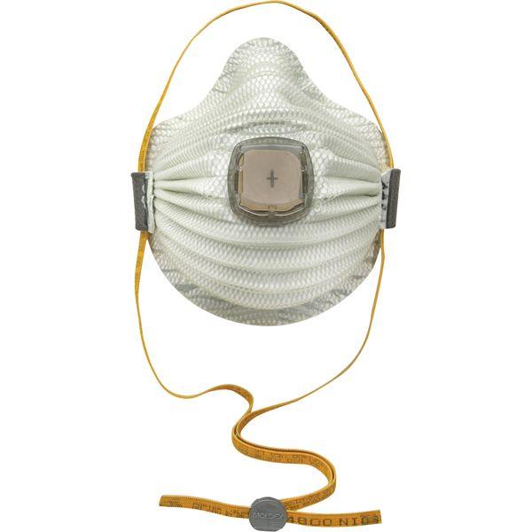 SDL006 N100 AirWave™ Respirators 5/BX NIOSH #4700N100 MOLDEX (MED/LAR)