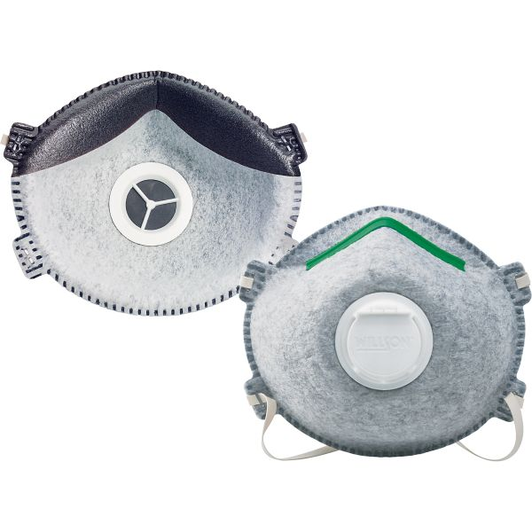 SAM247 N95 Saf-T-Fit® N1125 AG Particulate Respirators NIOSH 10/BX #1411039 HONEYWELL (SML-XLR)
