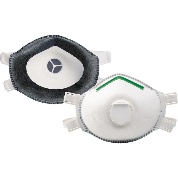 SAM256 P95 Saf-T-Fit® P1135 Particulate Respirators #14110429 HONEYWELL 10/BX (XLARGE)