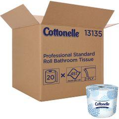 JK985 Toilet Paper Kleenex® Cottonelle 2PLY x 150' x 451SH #13135 KIMBERLY-CLARK 20/CS WHITE