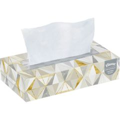 JK979 Kleenex® Facial Tissue 2PLY x 125SH COMFORT TOUCH #03076 KIMBERLY-CLARK 12/CS WHITE