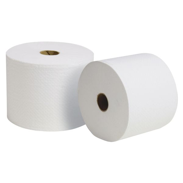 JC551 Toilet Paper 2PLY x 370' High Capacity CASCADES PRO TANDEM #T140 WHITE 24/CS