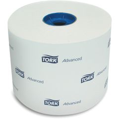 JA108 TOILET TISSUE, 2PLY x 312' x 1000SH High Capacity 100% Recycled 36/CS #110292A TORK WHITE