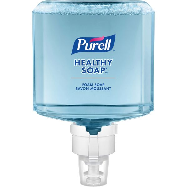 JK488 Healthy Soap Mild Handwash Fragrance-Free 1.2 L #7772-02-CAN00 PURELL 2/CS