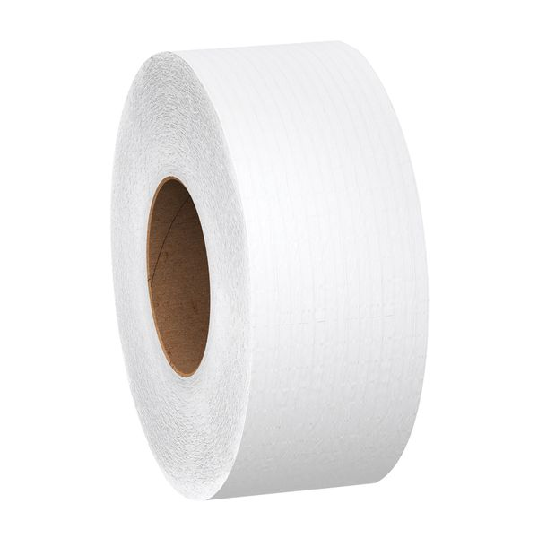 JI608 Toilet Paper 1PLY x 1000' JRT Jr. 100% Recycled Fibre 12/CS WHITE Scott®