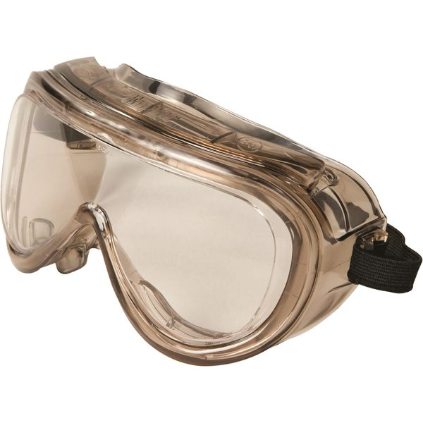 ***DISCONTINUED*** SGI114 Safety Goggles 2-60 160 Degree Vision Positive-seal Chemical Splash Protection #05068209 ENCON