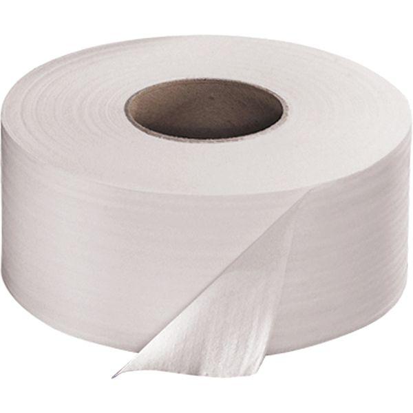 JA864 TOILET PAPER, 2PLY x 1000' JUMBO 12/CASE WHITE #TJ0922A TORK