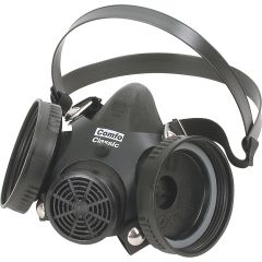 SAG070 HALF-MASK Comfo Classic® Respirator SOFTFEEL/HYCAR/RUBBER #3808074 MSA (SMALL - LARGE)