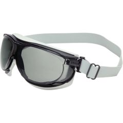SDL471 Uvex Carbonvision Goggles Ventilation Closed Lens Tint: Clear or Grey/Smoke Coating: Anti-Fog/Anti-Scratch #S165