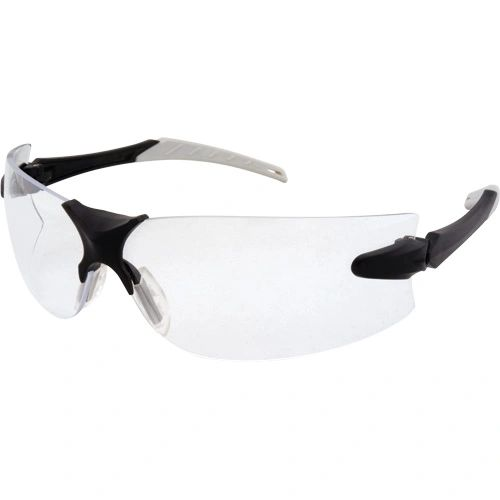 SAX445 FRAMELESS WRAP-AROUND CLEAR LENS #Z1000 ZENITH