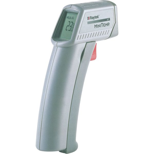 HN235 Infrared Thermometer w/ Laser Sighting 0° to 750°F 8:1 Distance RAYTEK #RAYMT4U