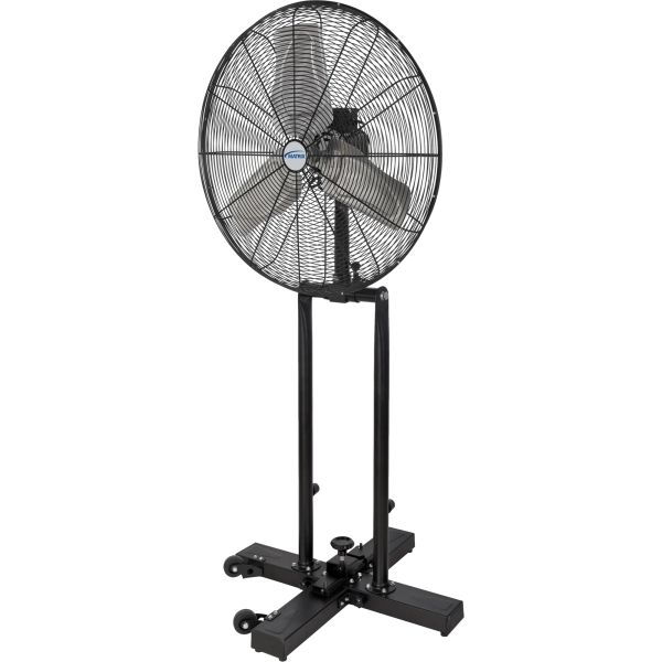 "EB116 Foldable Pedestal 24""DIA FAN 2-SPEED 1/4 HP Non-Oscillating 120 V/60 Hz MATRIX"