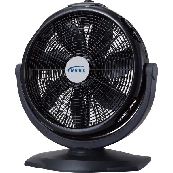 "EB117 Turbo 20""DIA Fan 3-SPEED 130W MATRIX"
