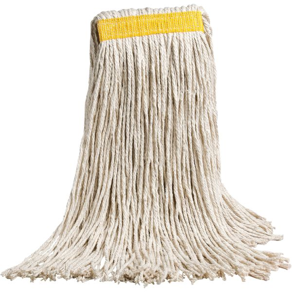 JM861 Cotton-Pro Wet Mop Cotton Narrow Band Cut M2 PROFESSIONAL #MW-CC 16oz/20oz/24oz