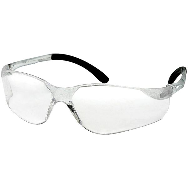 SEC004 Safety Glasses CSA Z94.3 Clear Lens Coating: Anti-Scratch SenTec (6 PAIRS/BOX)