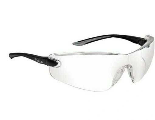 SEO767 Cobra Safety Glasses Clear Sport Wrap-around CSA Z94.3 Anti-Fog/Anti-Scratch BOLLÉ #COBPSI