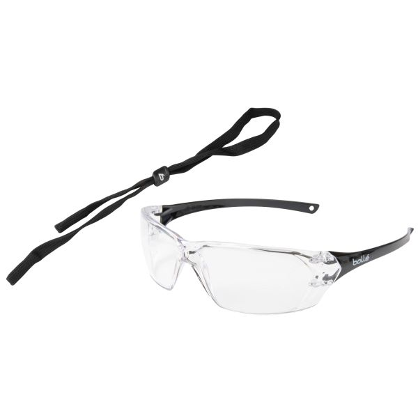 SEO779 Safety Glasses Prism CSA Z94.3 Clear Anti-Fog/Anti-Scratch Ultra-sporty BOLLÉ #PRIPSI