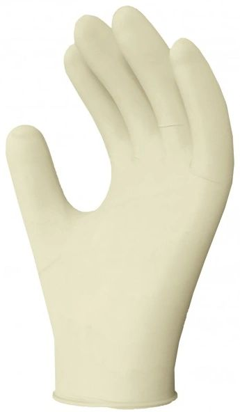 "SGI451 LATEX, Disposable Gloves Powder-Free 4Mil Class 2 Natural Color #1823 RONCO 100/BX ""Not for medical use"""