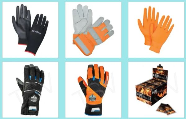 Gloves Protection Selection Guide PDF