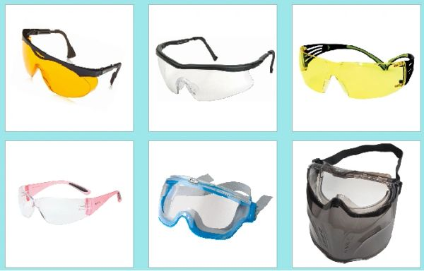 Eye Protection Selection Guide PDF