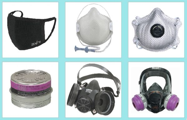 Respiratory Protection Selection Guide PDF