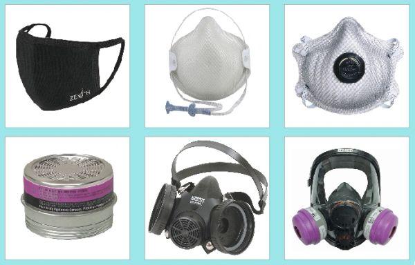 Respiratory Protection Selection Guide PDF