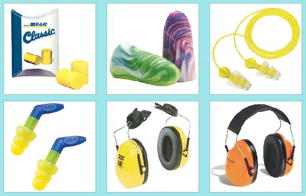 Hearing Protection Selection Guide PDF