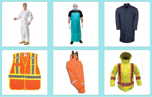 Protective Clothing Selection Guide PDF