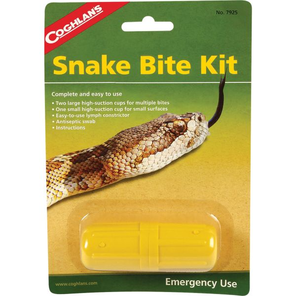 SGB315 Snake Bite First Aid Kit Class 1 Plastic Box #FAKSBP DYNAMIC SAFETY