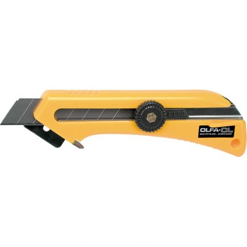 PA212 Heavy-Duty Utility Knives with Ratchet Lock OLFA #CL (BLADES AVAILABLE HERE)