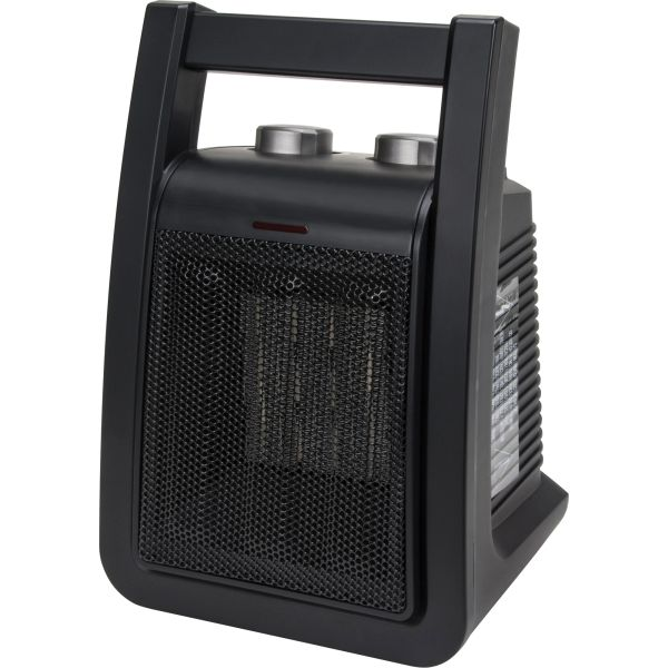 EB182 Portable Heater Ceramic Electric 2-Heat Settings: 1500W / 750W Tip-Over-Switch Min BTU 2557 / Max 5115 MATRIX