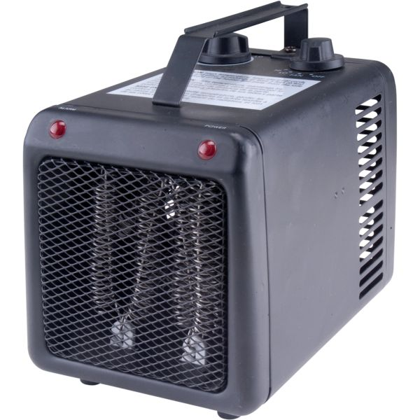 EA469 Portable Open Electric Coil Heater 2-Heat Settings:1500W / 1000W Min BTU 3410/ Max 5200 Amp Min 8.3/ Max 12.5 MATRIX