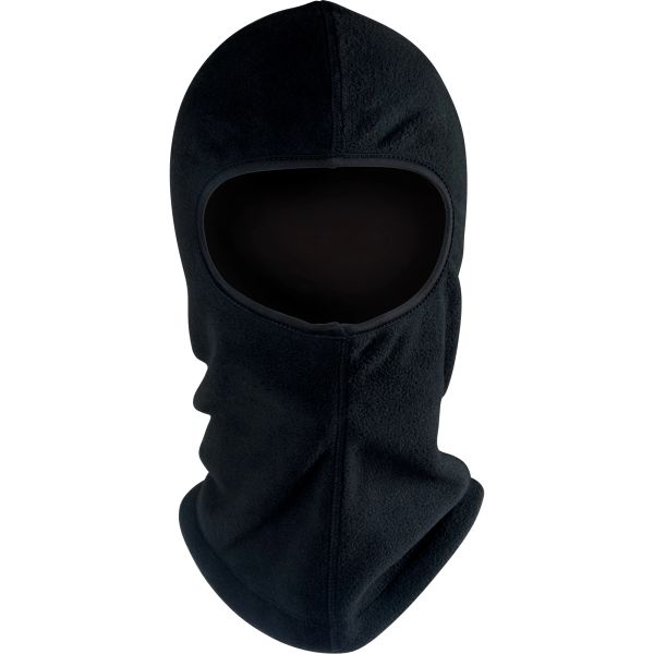 SGJ655 Fleece Balaclava Use under hardhats Black One Size ZENITH SAFETY PRODUCTS