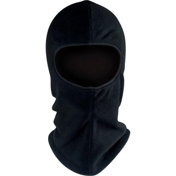 SGJ655 Fleece Balaclava Use under hardhats Black One Size ZENITH SAFETY PRODUCTS