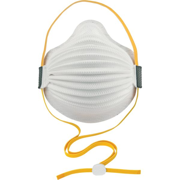 SDL005 Respirators P95 - Airwave™ 4300 NIOSH Heat & Flame Resistance #4300P95 MOLDEX Medium/Large 8/BX