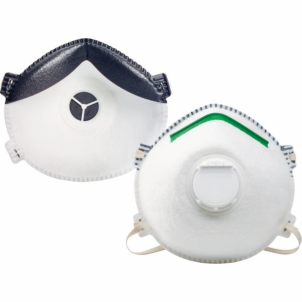 SAM241 Particulate Respirators N95 Exhalation Valve Saf-T-Fit® Plus N1125 NIOSH HONEYWELL #14110393 SMALL SZ 20/BX