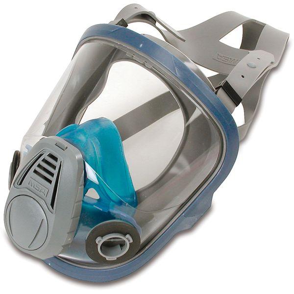 SAG064 Advantage® 3000 Series LS Respirator Standard RUBBER HEAD HARNESS Full-Face Respirator #10028996 MSA SMALL (MED/LAR)