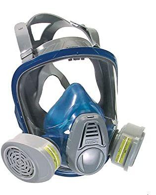 SAM909 Advantage® 3000 Series LS Respirator AVANTAGE® HEAD HARNESS Full-Face Respirator #10031340 MSA SMALL (MED/LAR)