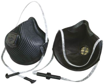 SAM861 N95 - M2700 Special Ops™ Series Particulate Respirators STAY COOLER #M2701N95 MOLDEX (SML or MED/LAR) 10/BX