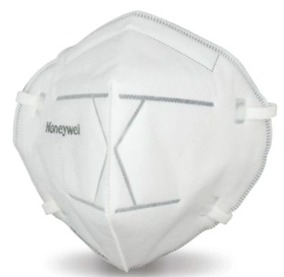 SGW751 Respirator, N95, NIOSH Certified,Humidity Resistant Disposable Multi-Layered Absorbant & Comfort One Size #DF300N95BX HONEYWELL 20/BX