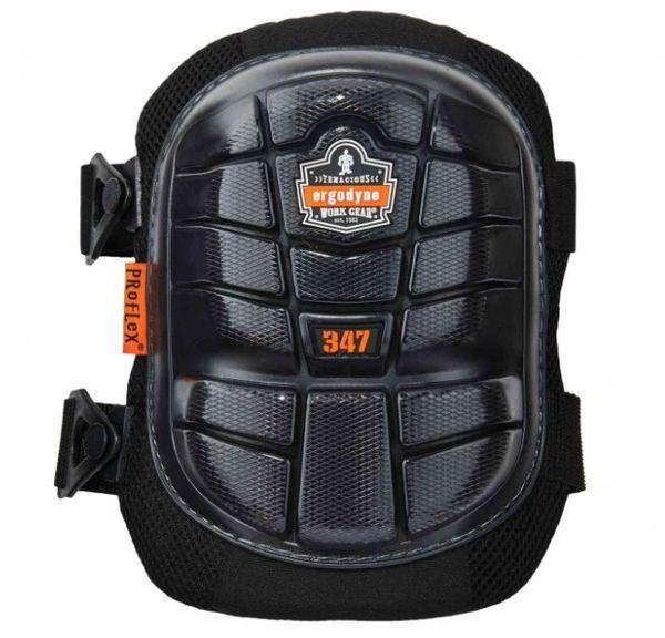 SFU731 ProFlex ® 347 Lightweight Gel Knee Pad Closure Buckle Pad Foam/Gel Cap ERGODYNE #18447