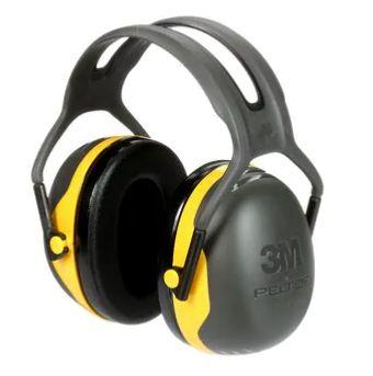 SEJ035 Earmuffs, Headband, 24 NRR dB #X2 Series lightweight 3M Peltor CLASS A