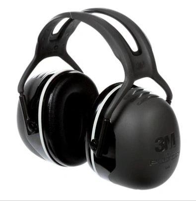 SEJ038 Earmuffs, Headband, 31 NRR dB #X5 Series 3M Peltor CLASS AL
