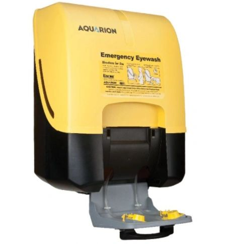 SAK764 Eyewash, Gravity-Fed, 7.4 gal. Capacity, Self-Contained #AQ100 Aquarion® (2 x 3.7 gal Cartridge Available)