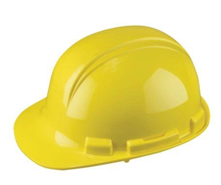 SFY730 Whistler Hard Hat Suspension Ratchet ANSI Type I/CSA (YEL/WHIT/BLU) DYNAMIC SAFETY