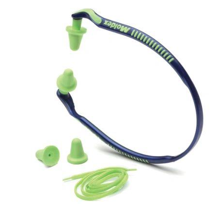 SE922 Jazz Band® Hearing Protectors NRR dB25 CSA Class AL MOLDEX #6506 (XTR PODS INCLUDED)