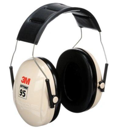 SC175 3M Peltor Optime 95 Series Earmuffs Style: Headband CSA Class: B NRR dB: 21