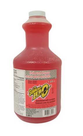 SAN533 Sqwincher® Liquid Concentrate ZERO 64oz YIELDS 5 Gallons VARIETY OF FLAVORS
