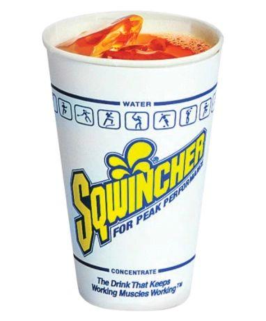 SAF895 Sqwincher ® 12oz Cups 100/Package #11304 (Fits SAF890 Dispenser)