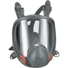 SE889 3M 6000 Series Full Facepiece Respirators #6700 SMALL (MED/LRG)